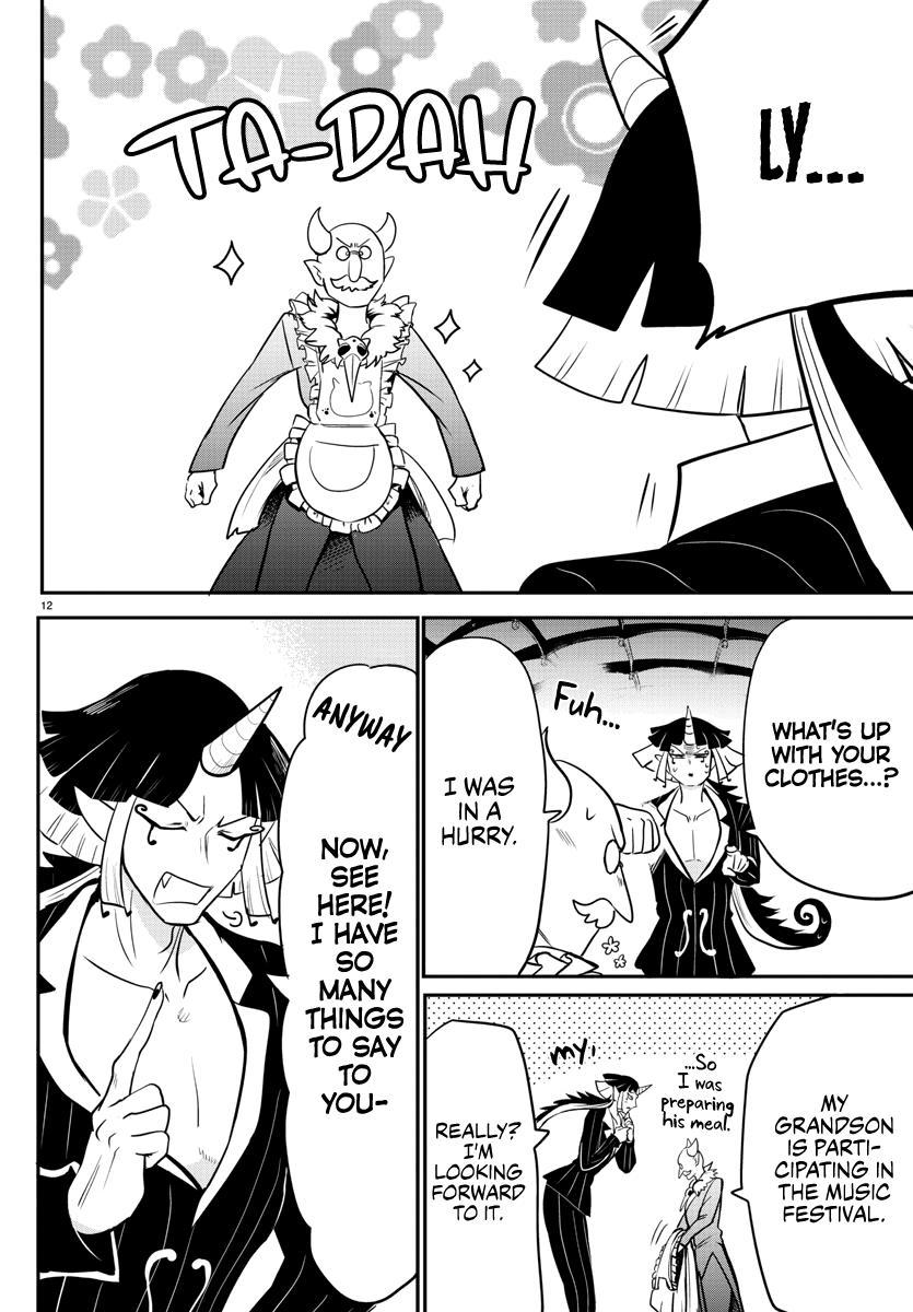 Mairimashita! Iruma-Kun Vol.19 Chapter 163: Amduscias page 11 - Mangakakalots.com