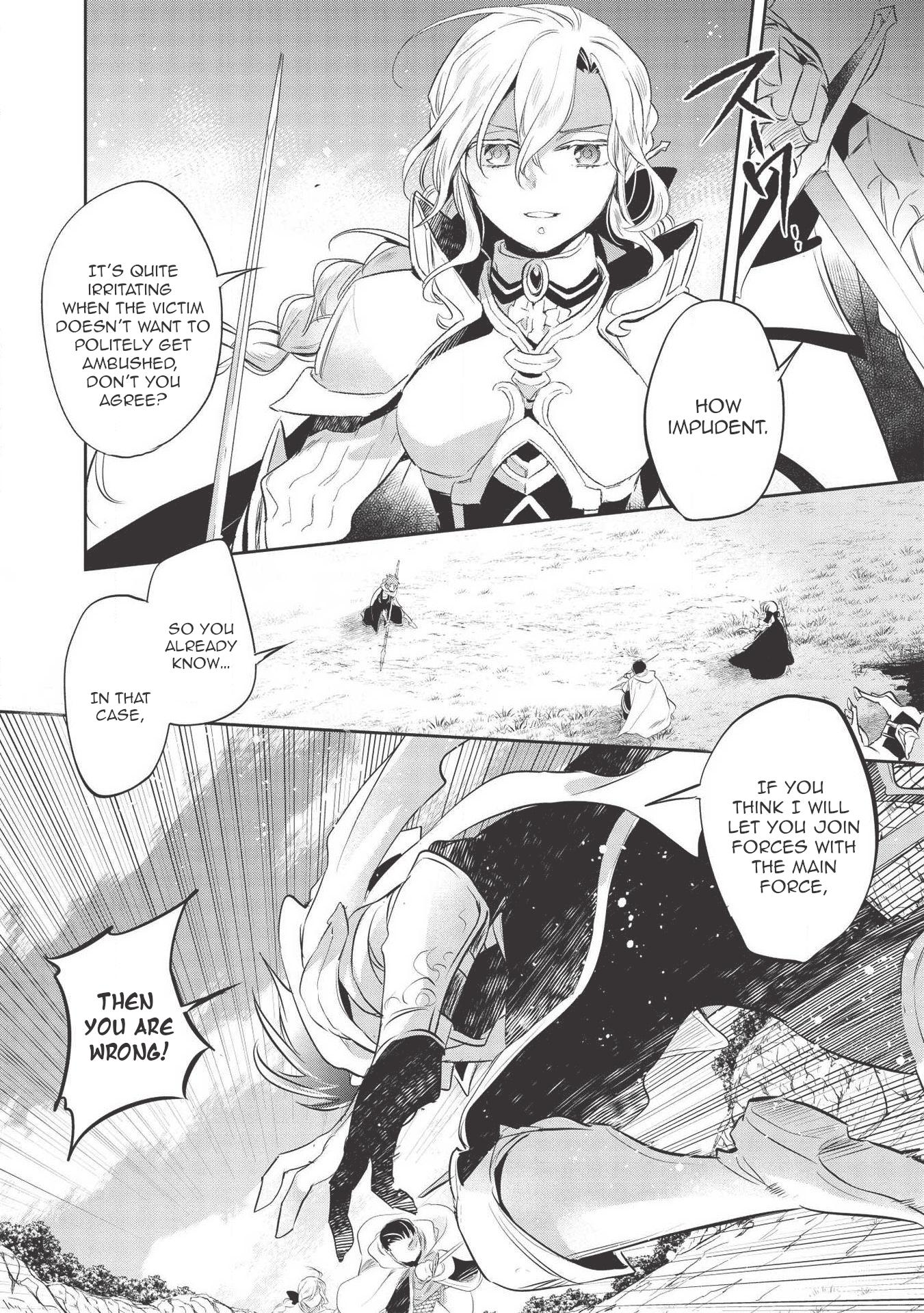 Wortenia Senki Vol.7 Chapter 33 page 24 - Mangakakalots.com