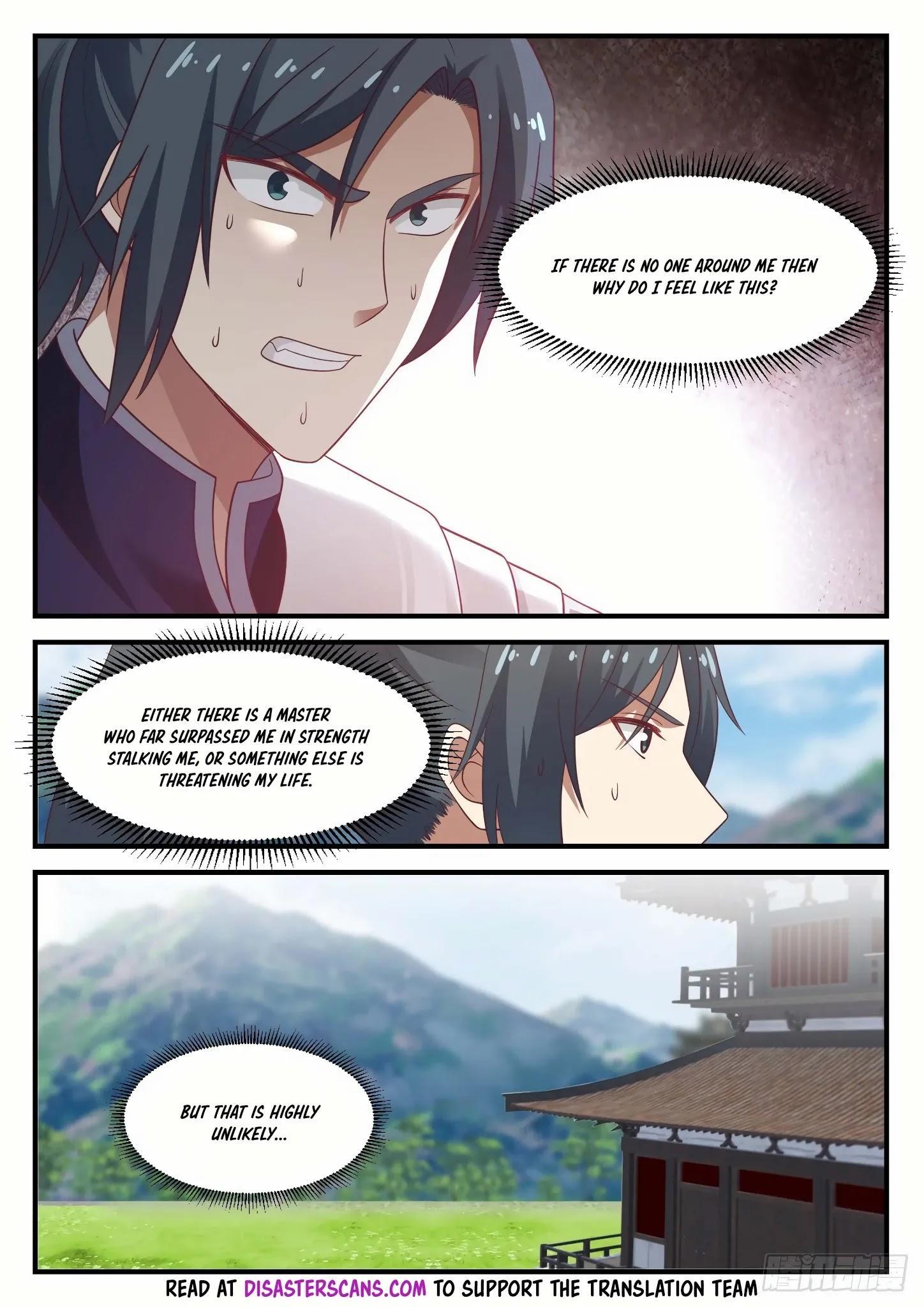 Martial Peak Chapter 933: Life Being Threatened page 8 - Mangakakalots.com