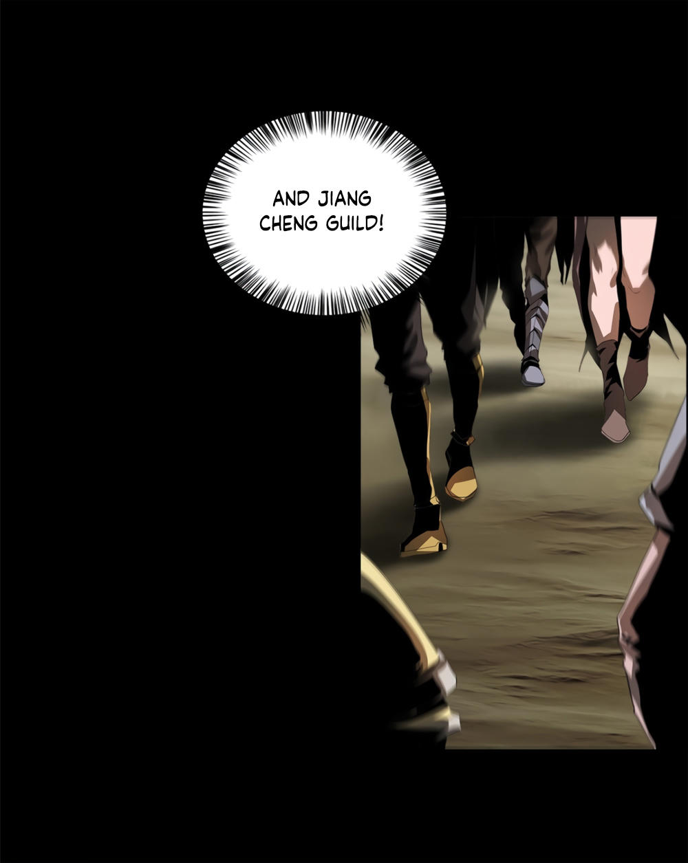 The Blade Of Evolution-Walking Alone In The Dungeon Chapter 37 page 21 - Mangakakalots.com