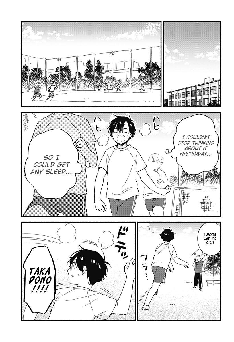Sekimen Shinaide Sekime-San Chapter 11 page 4 - Mangakakalots.com