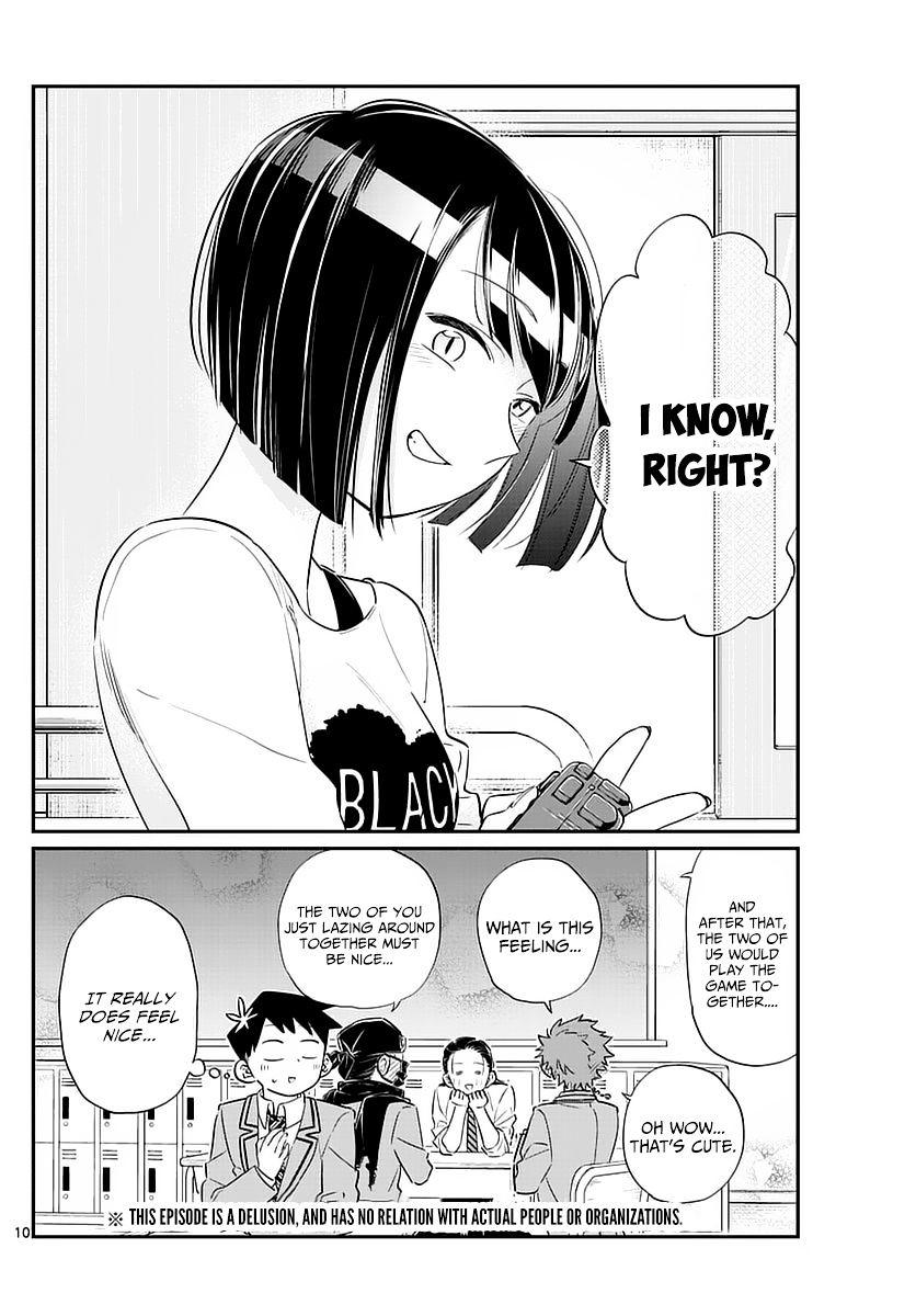 Komi-San Wa Komyushou Desu Vol.6 Chapter 75: Delusions page 10 - Mangakakalot