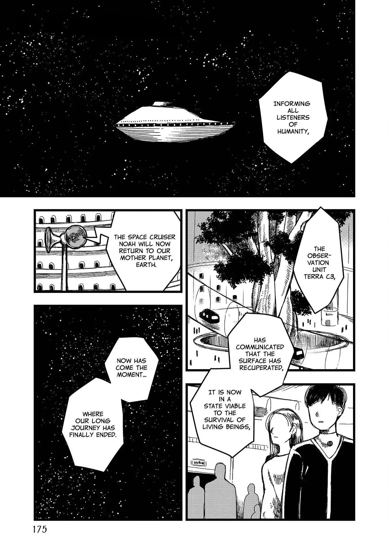 Rojica To Rakkasei Chapter 8: The Day The Star Fell page 1 - Mangakakalots.com