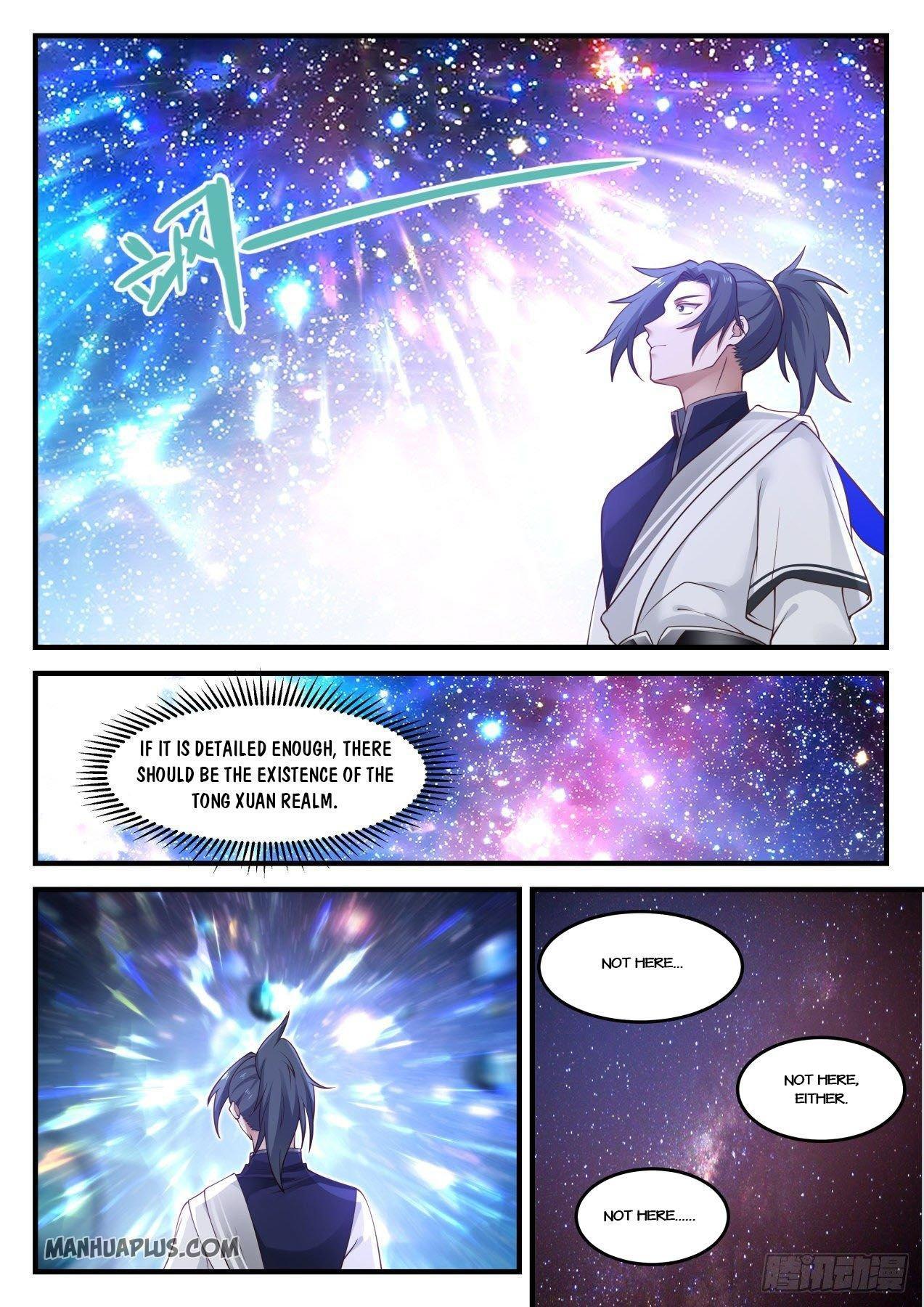 Martial Peak Chapter 904 page 10 - Mangakakalots.com