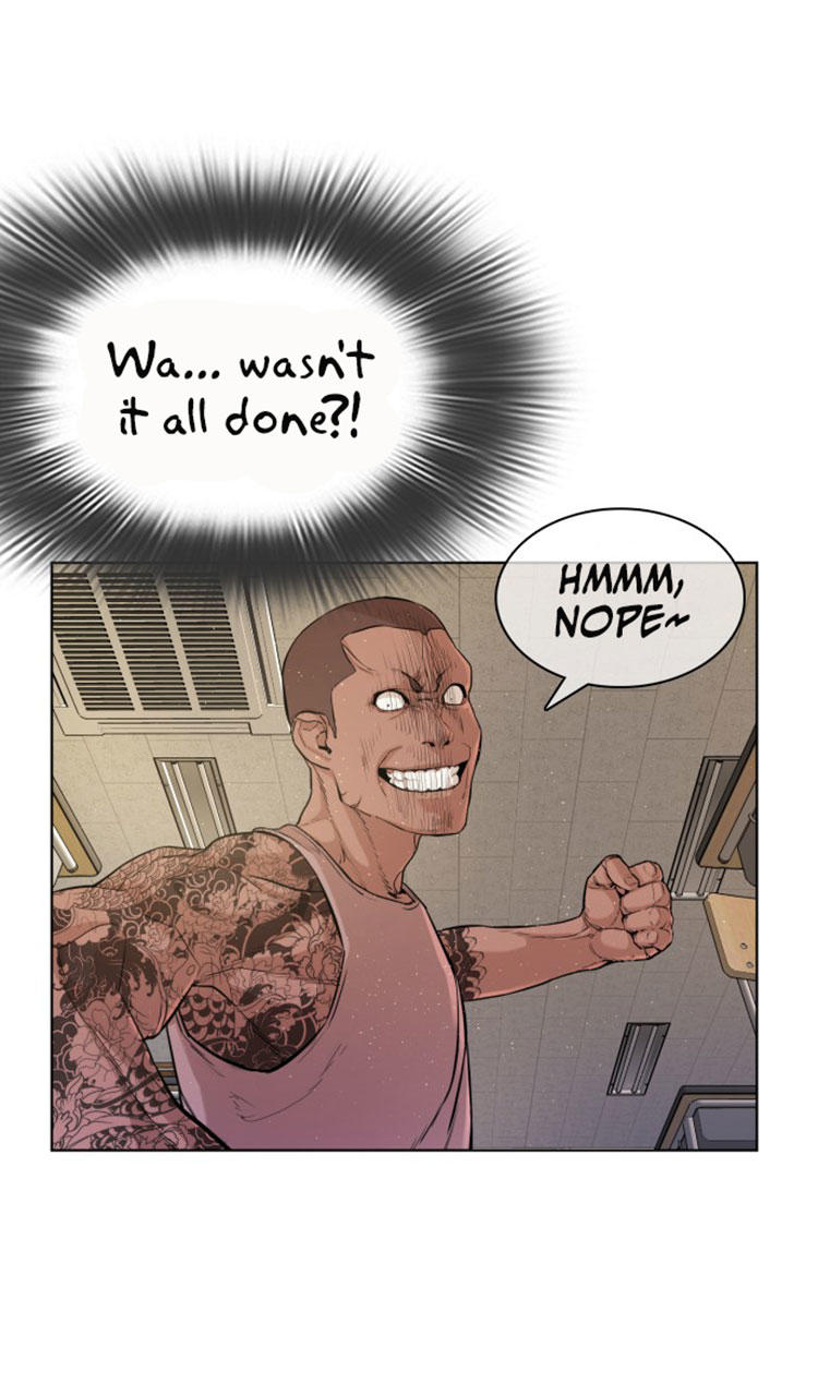 How To Fight Chapter 3: Self-Taught Fight? page 39 - Mangakakalots.com