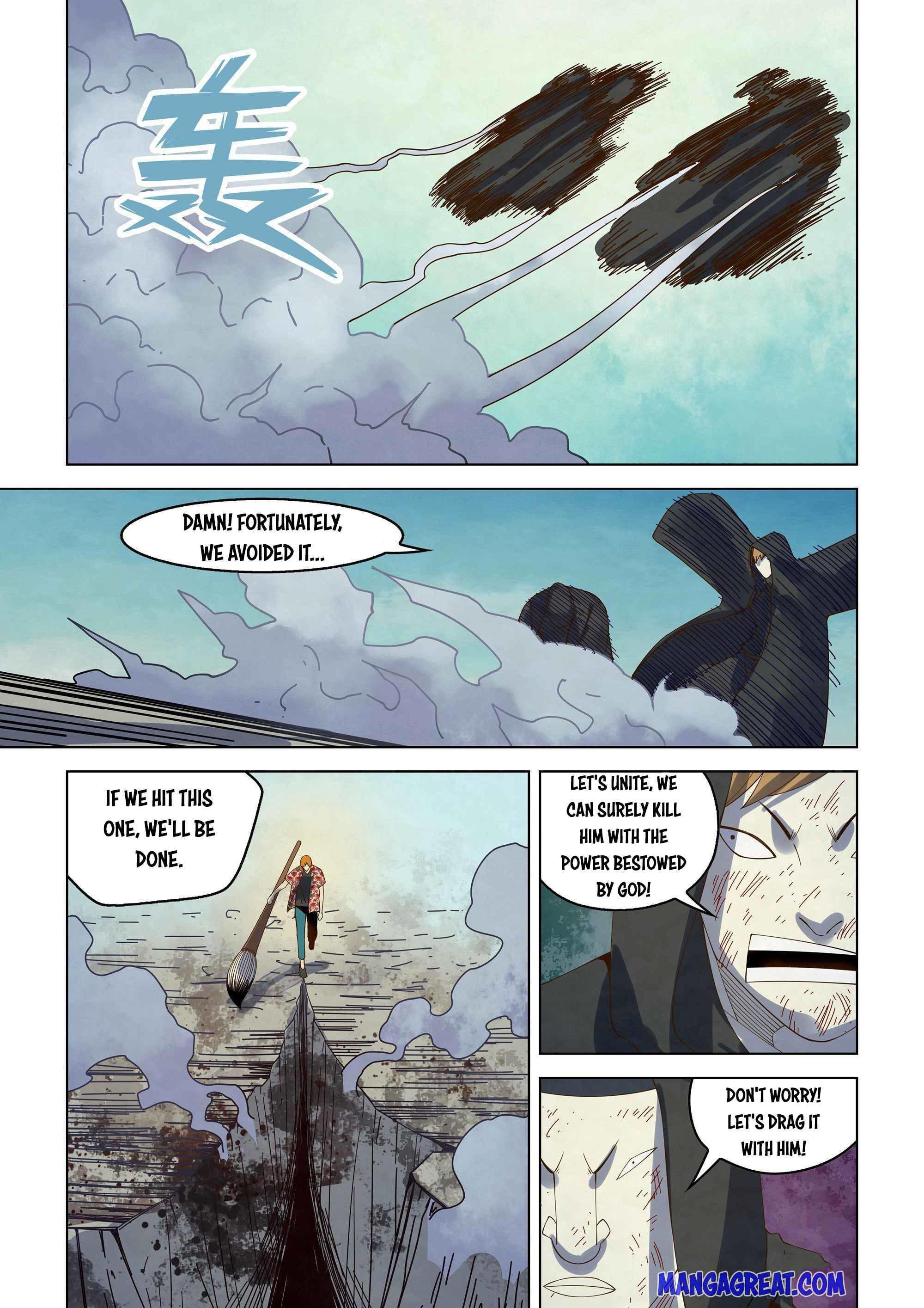 Moshi Fanren Chapter 360 page 12 - Mangakakalots.com