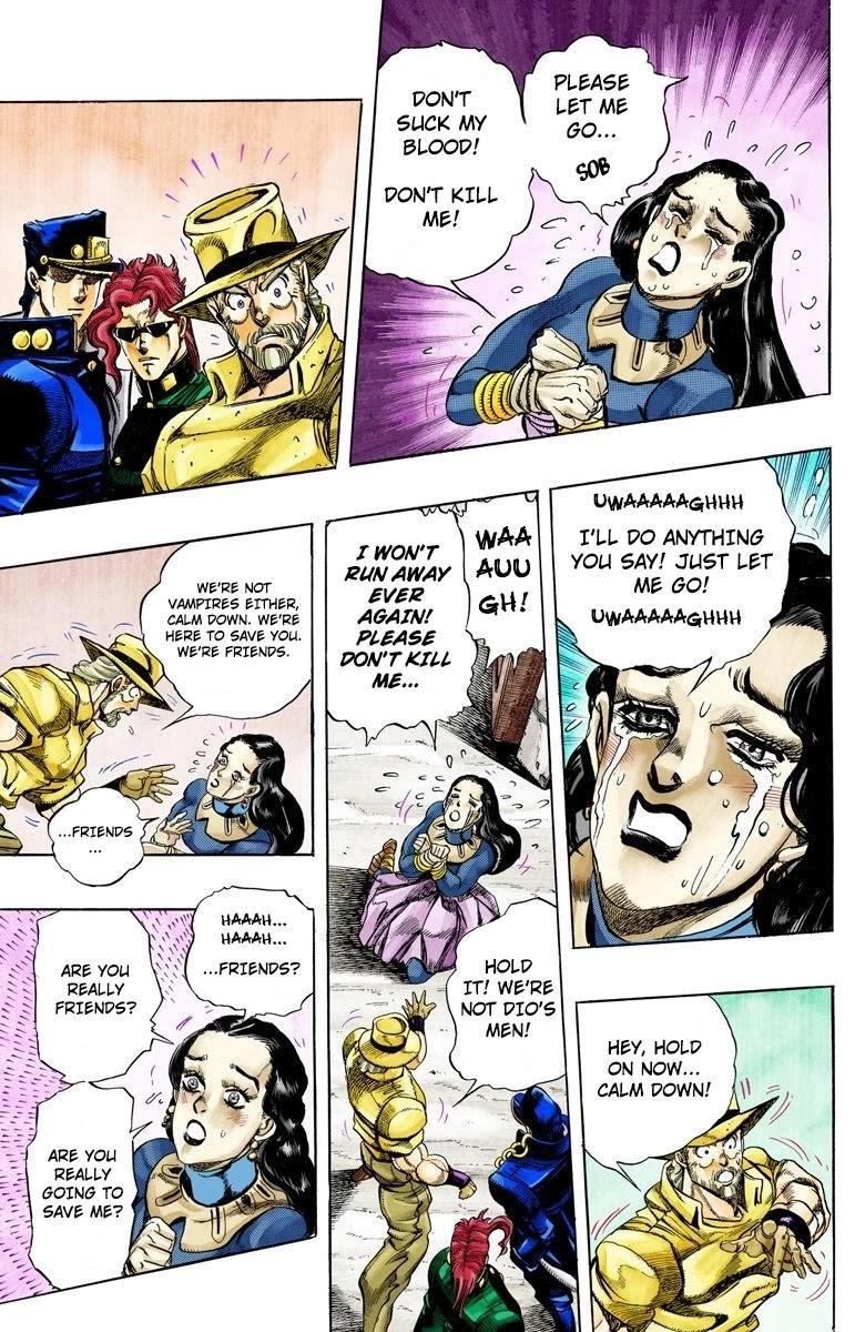 Oingo Boingo Brothers Adventure Chapter 134: Dio's World Part 1 page 9 - Mangakakalots.com