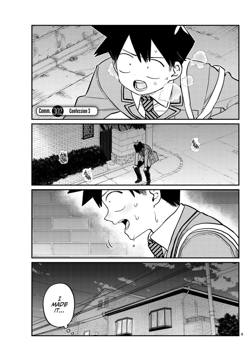 Komi-San Wa Komyushou Desu Chapter 302: Confession 3 page 8 - Mangakakalot