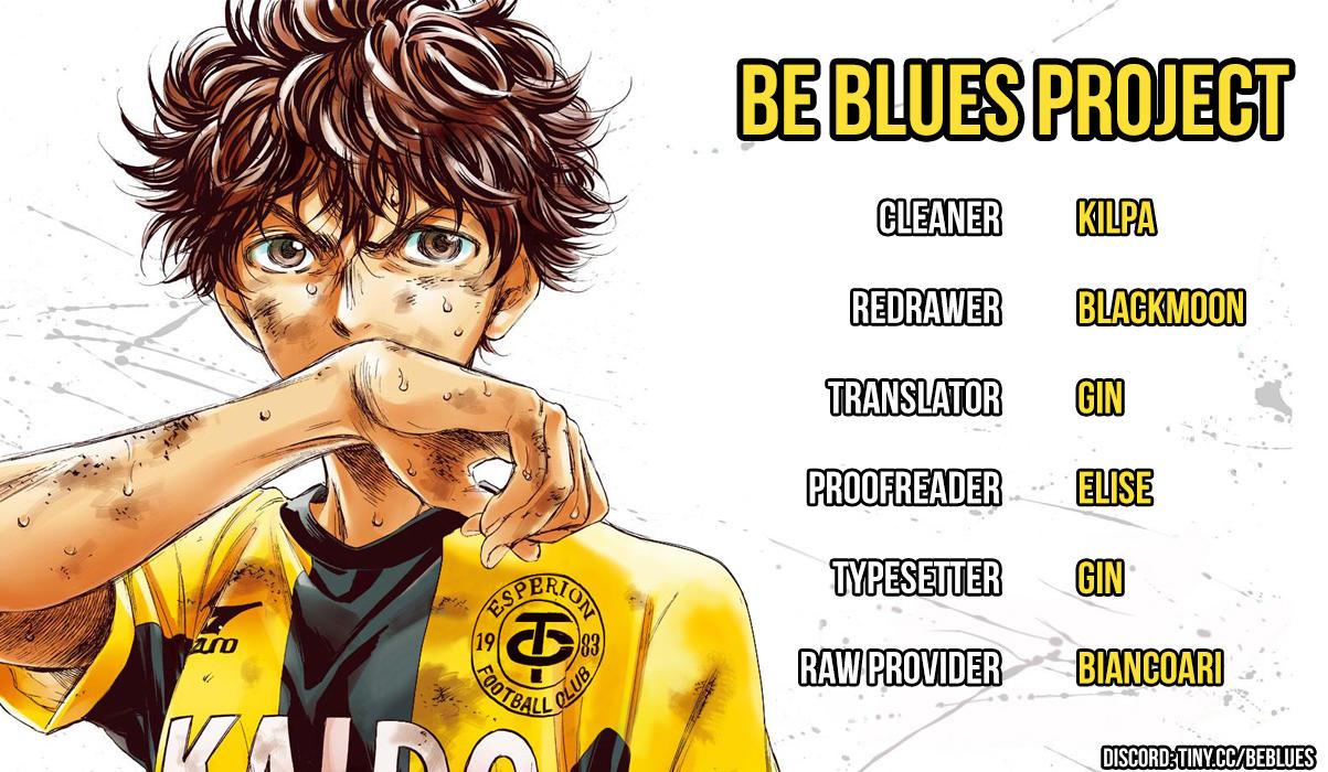 Ao Ashi Vol.14 Chapter 142: Rope page 20 - Mangakakalots.com