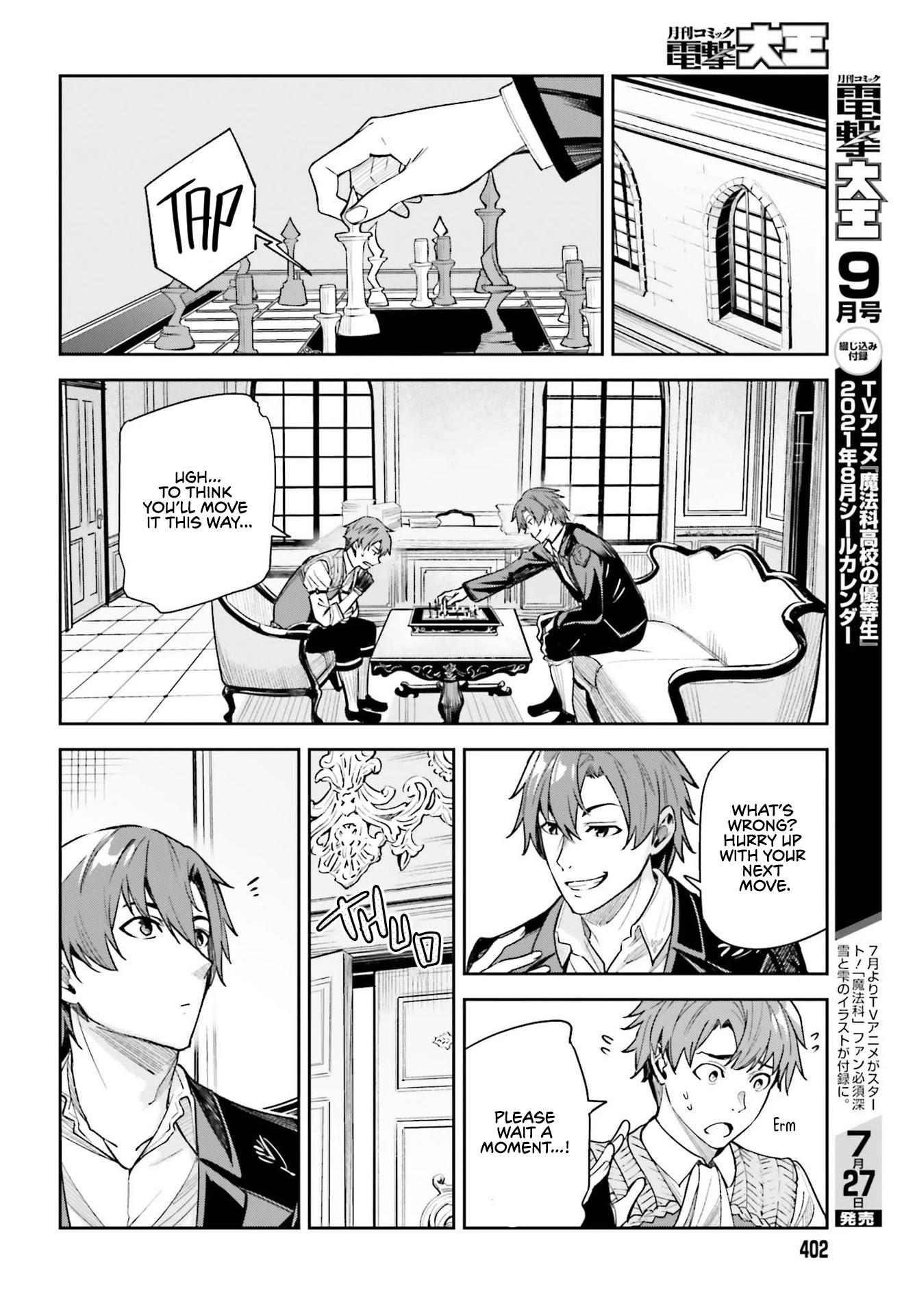 Unnamed Memory Chapter 9 page 10 - Mangakakalots.com