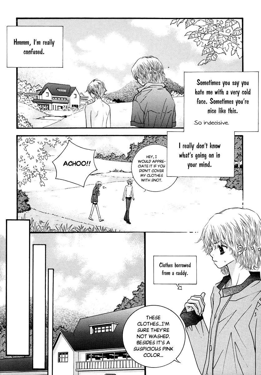 Lover Discovery Chapter 20.2: Intro B page 11 - Mangakakalots.com