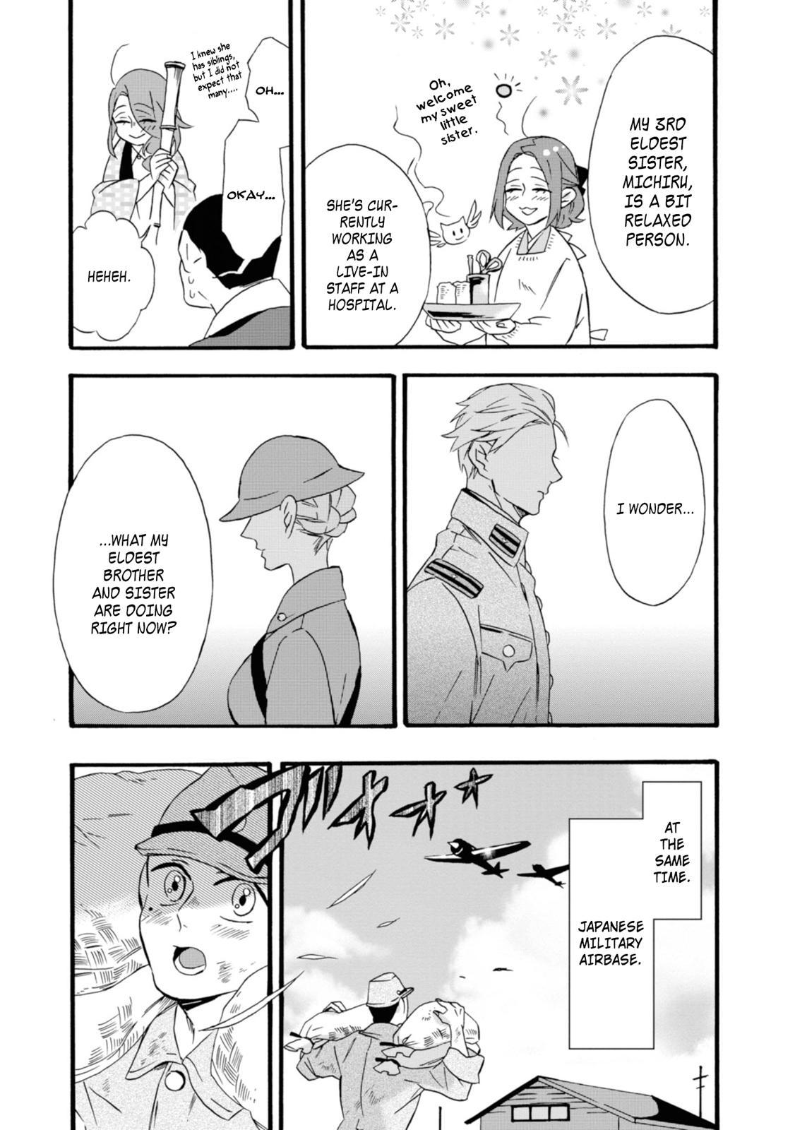 Will You Marry Me Again If You Are Reborn? Chapter 15 page 6 - Mangakakalots.com