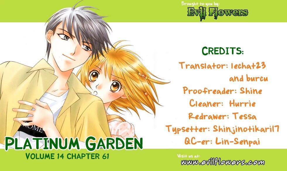 Platinum Garden Chapter 61 page 2 - Mangakakalots.com
