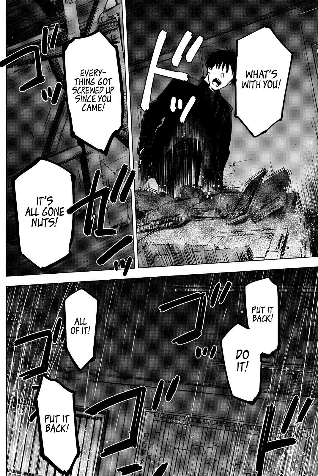Boy's Abyss Chapter 65: Moonlight page 13 - Mangakakalots.com