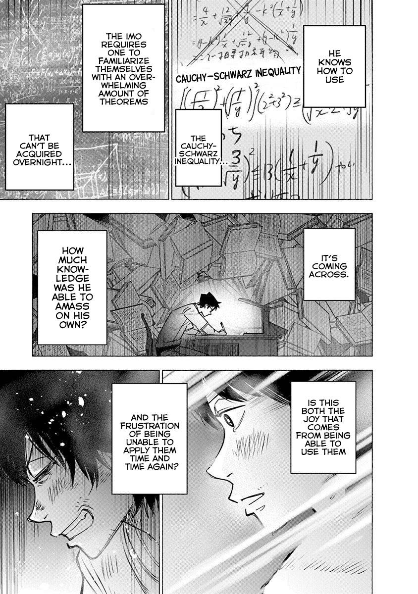 Mathematics Golden Chapter 8: Omoide In My Head page 21 - Mangakakalots.com