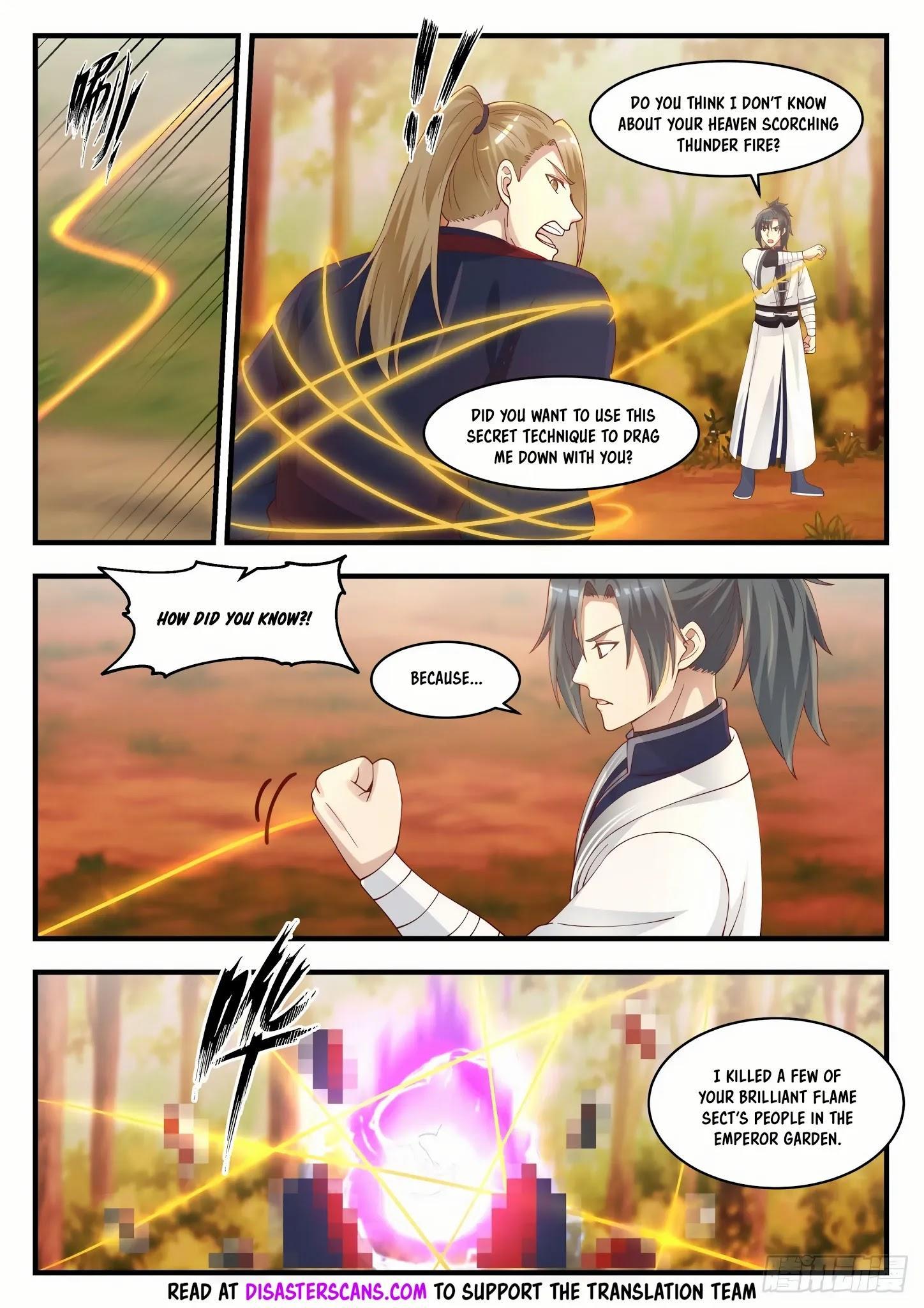 Martial Peak Chapter 1386: Kill Him page 7 - Mangakakalots.com