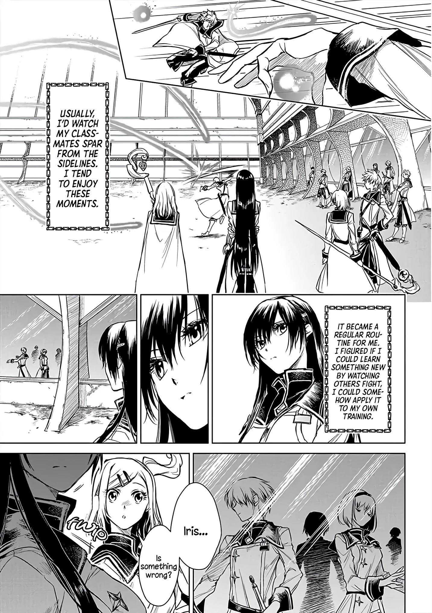 """Ryuu Kusari No Ori -Kokoro No Uchi No """"kokoro""""- Chapter 5 page 6 - Mangakakalots.com"""