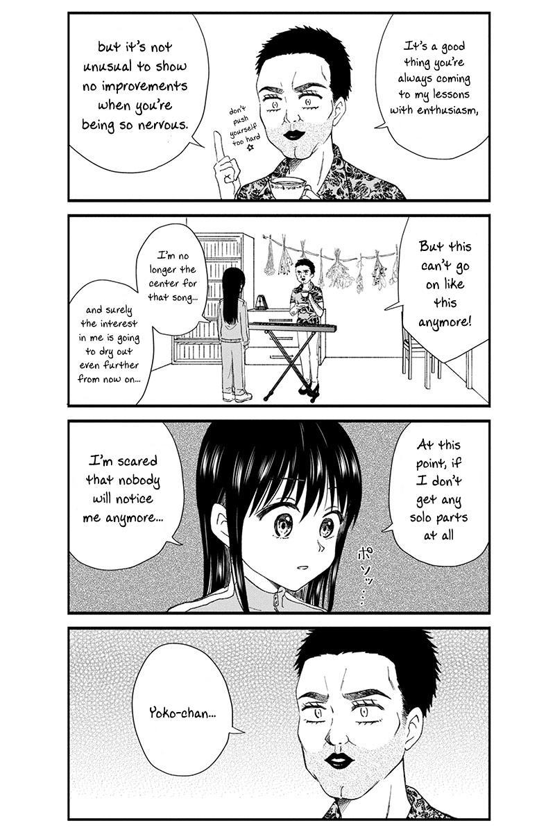 Kimoota, Idol Yarutteyo Chapter 43: Disgusting Otaku Is Worried page 6 - Mangakakalots.com