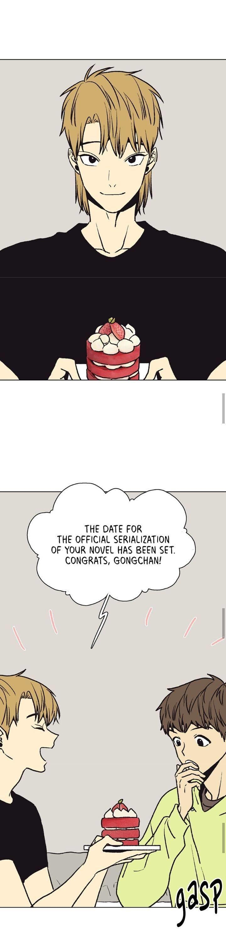The Spooky Love Tale Of Gongchan Seol Chapter 50 page 12 - Mangakakalots.com