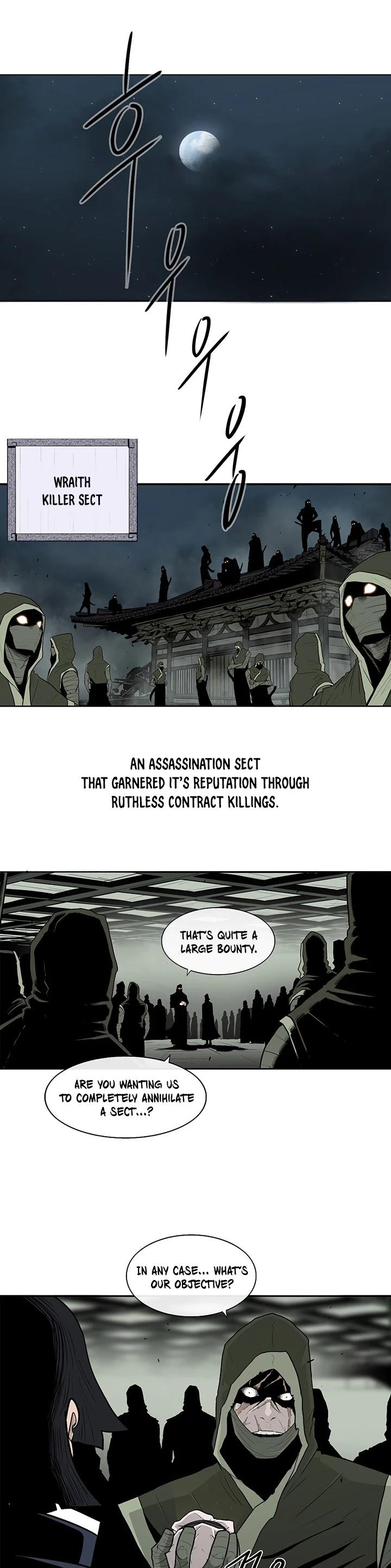 Legend Of The Northern Blade Chapter 89 page 2 - Mangakakalots.com