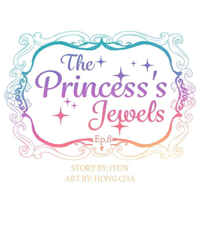 The Princess' Jewelry Box Chapter 8 page 28 - Mangakakalots.com