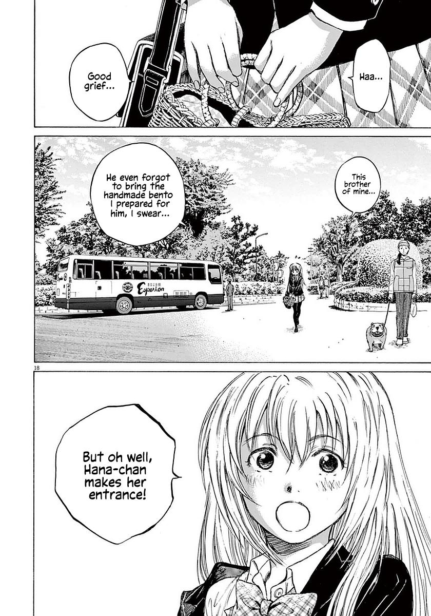 Ao Ashi Vol.3 Chapter 26: The Scouted page 18 - Mangakakalots.com