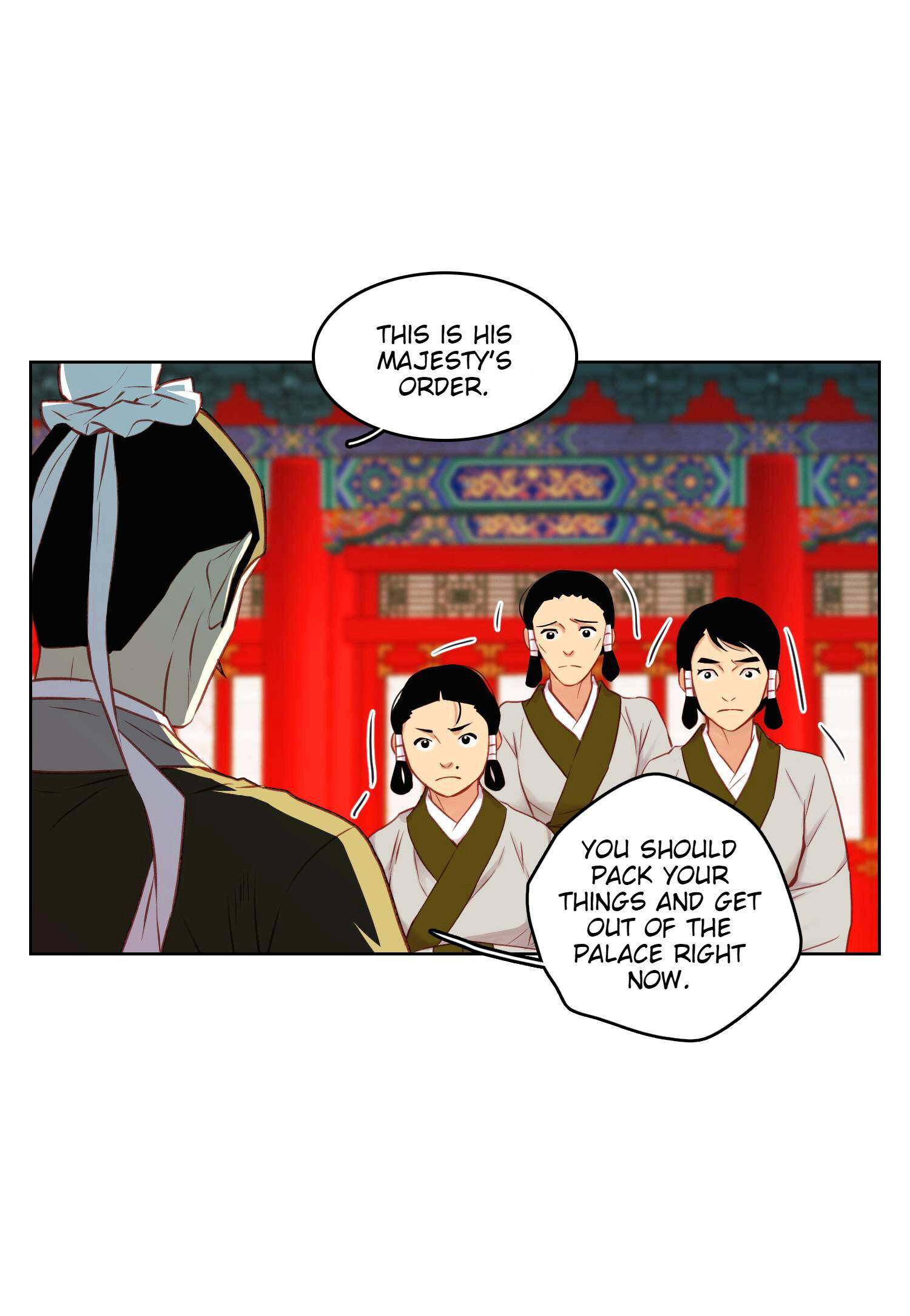 The Wicked Queen Chapter 59 page 8 - Mangakakalots.com