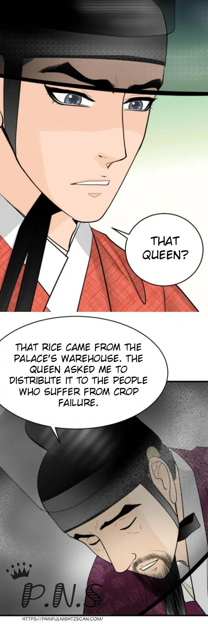 The Queen Of Flowers Chapter 16 page 9 - Mangakakalots.com