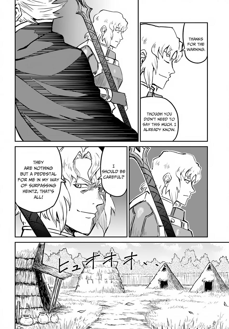 The Death Mage Who Doesn't Want A Fourth Time Chapter 26 page 5 - Mangakakalots.com