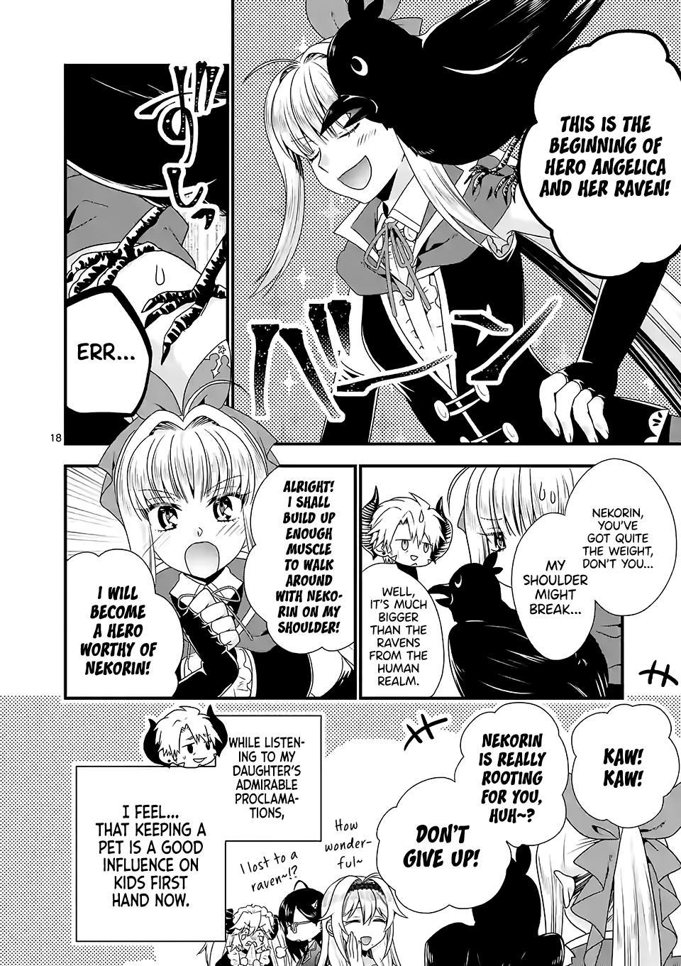 Maou Desu. Onna Yuusha No Hahaoya To Saikon Shita No De, Onna Yuusha Ga Giri No Musume Ni Narimashita. Chapter 35 page 19 - Mangakakalots.com