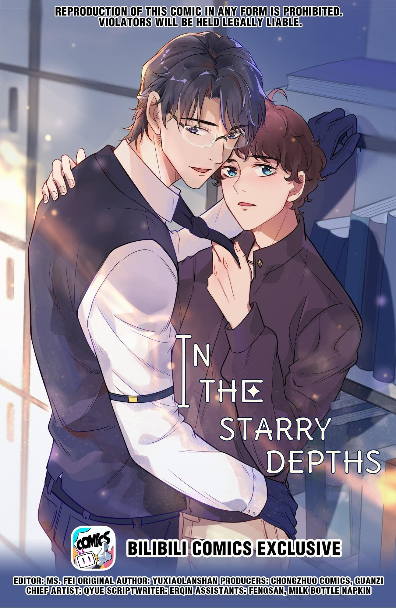 In The Starry Depths Chapter 40: A Dangerous Surgery page 1 - Mangakakalots.com