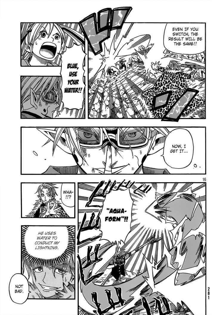 Buster Keel! Vol.2 Chapter 16 : My Funny Crem (Part 3) page 16 - Mangakakalots.com