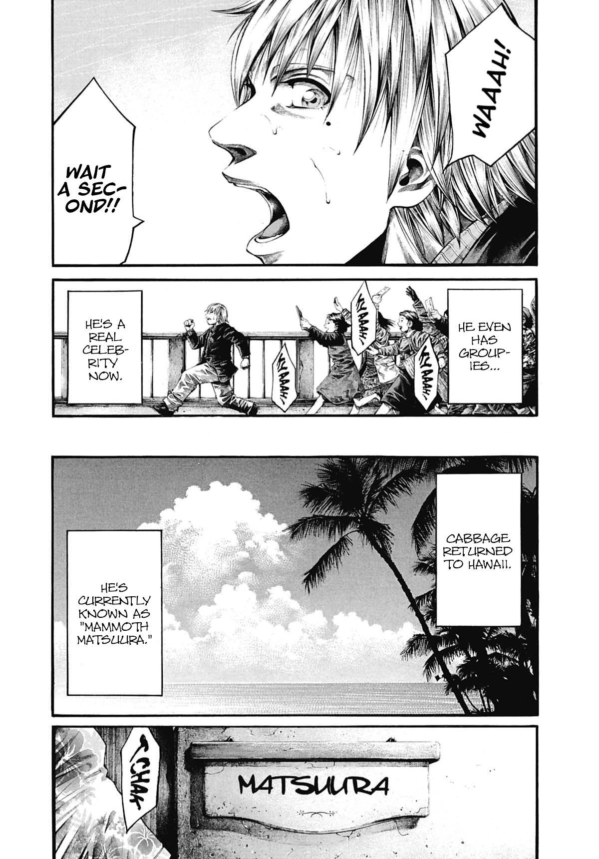 Rainbow Vol.22 Chapter 234: Born To Be Wild page 8 - Mangakakalots.com