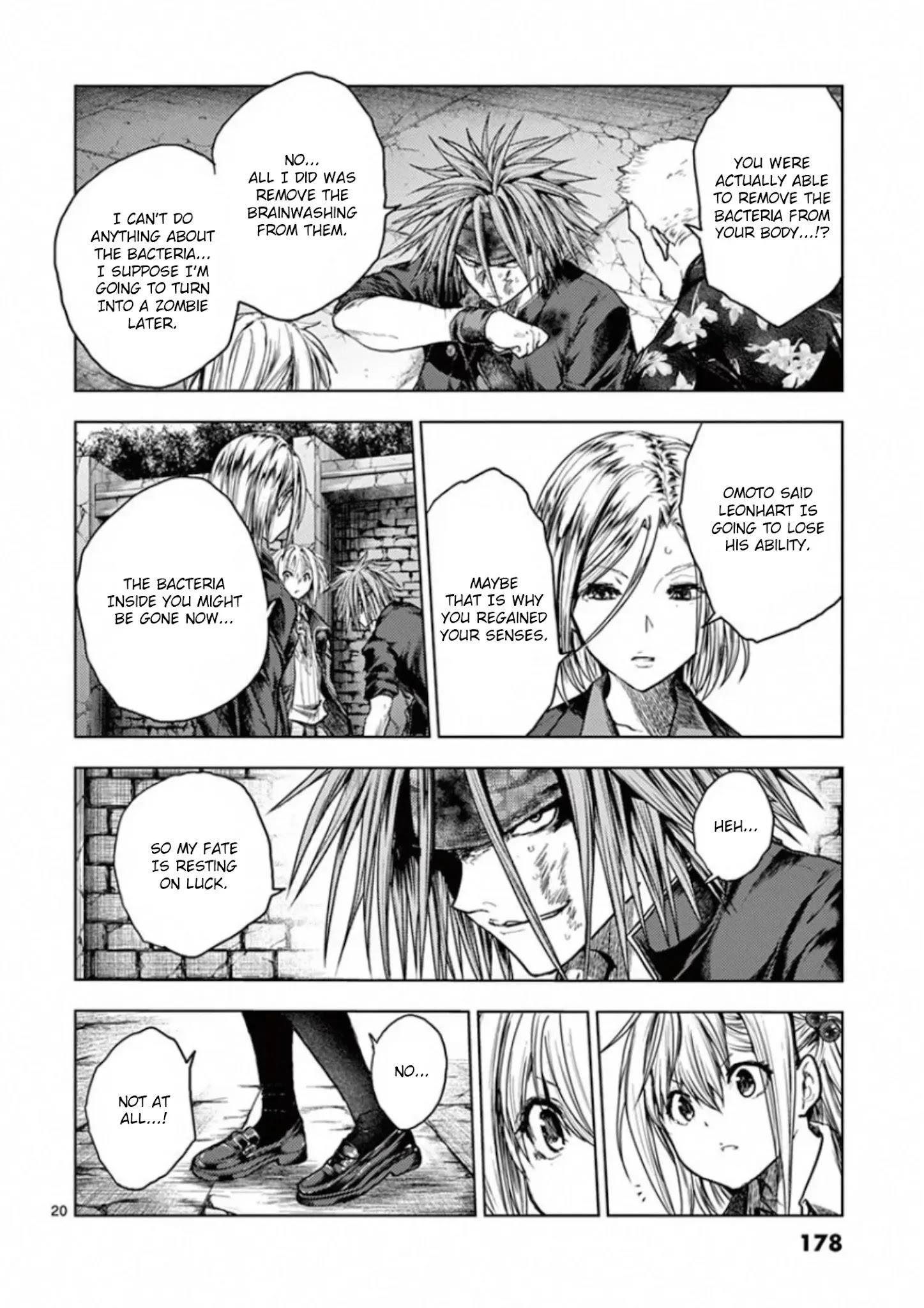 Deatte 5 Byou De Battle Chapter 141: Seven Turns, Eight Falls page 19 - Mangakakalots.com