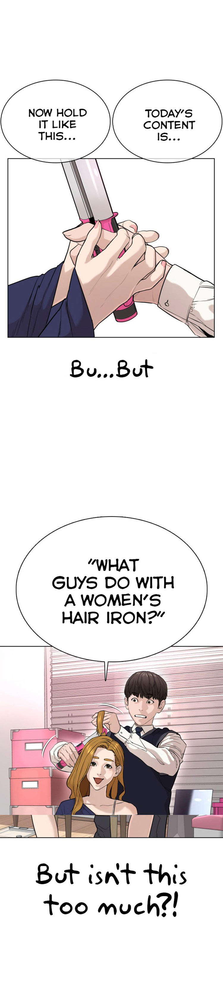 How To Fight Chapter 27: Rumi We Can't Do This!! page 60 - Mangakakalots.com