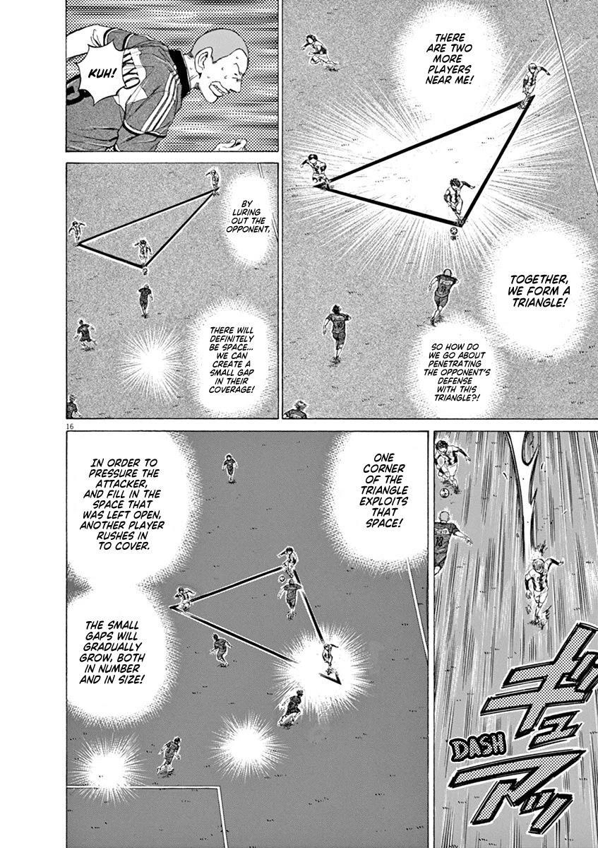 Ao Ashi Chapter 52: Checking Answers page 17 - Mangakakalots.com