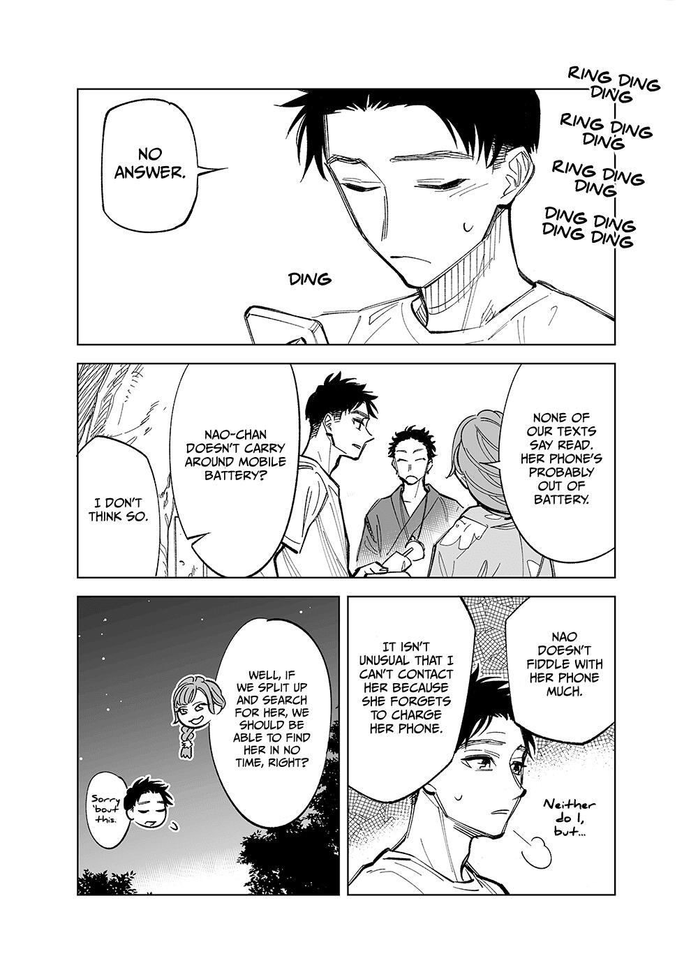 The Twins' Circumstances Chapter 30: Does Anyone Remember This Guy page 3 - Mangakakalots.com