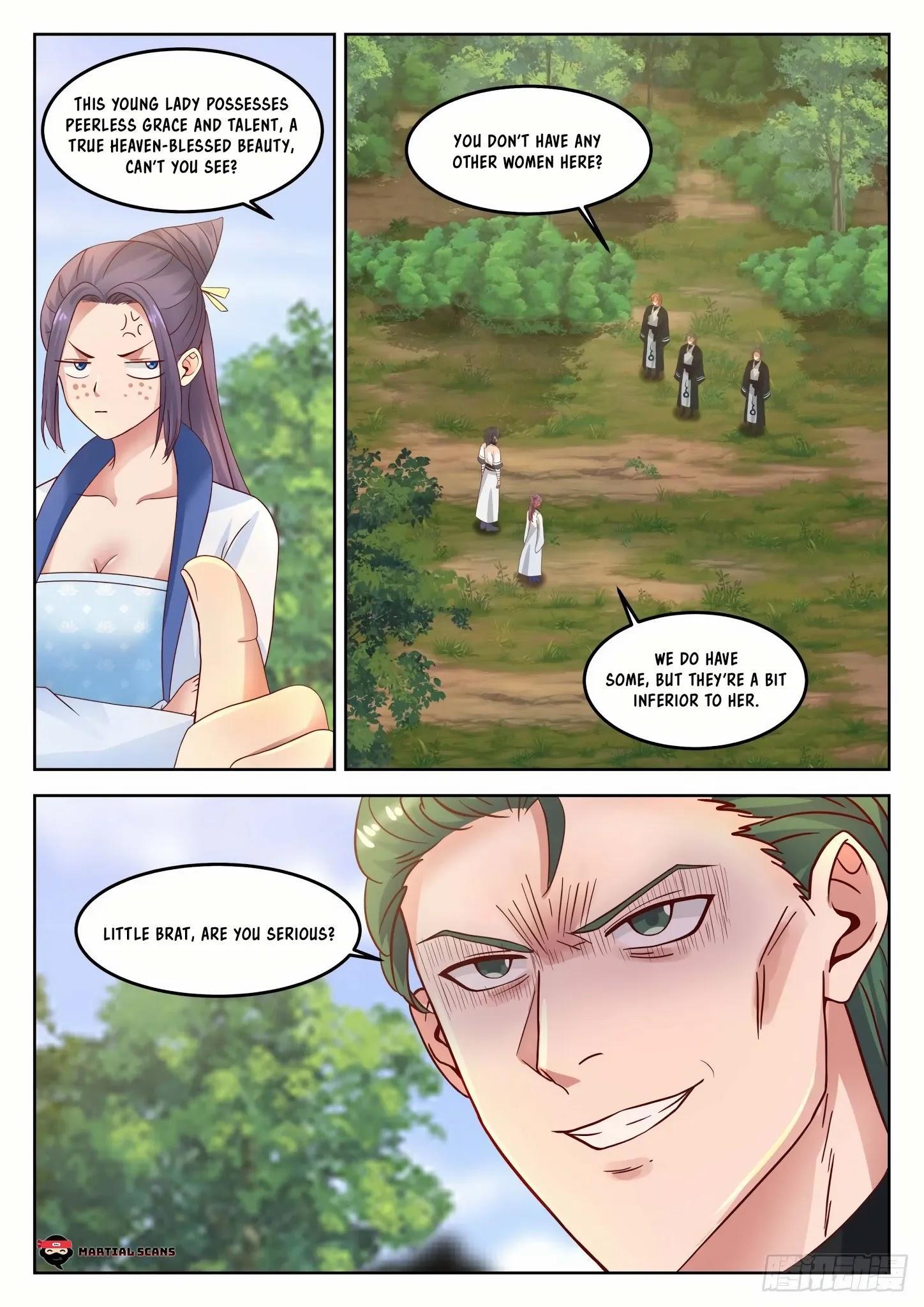 Martial Peak Chapter 1263: Had Eyes But Failed To See page 3 - Mangakakalots.com