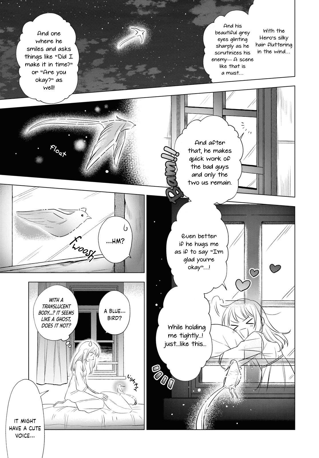 I Want To Become The Hero's Bride ( ̄∇ ̄)ゞ Vol.2 Chapter 10 page 15 - Mangakakalots.com