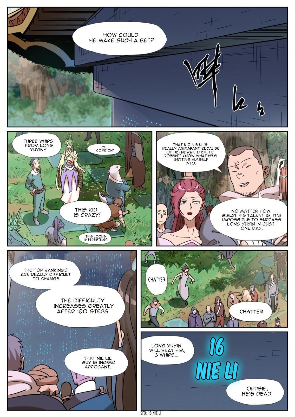 Tales Of Demons And Gods Chapter 314.1 page 4 - Mangakakalots.com