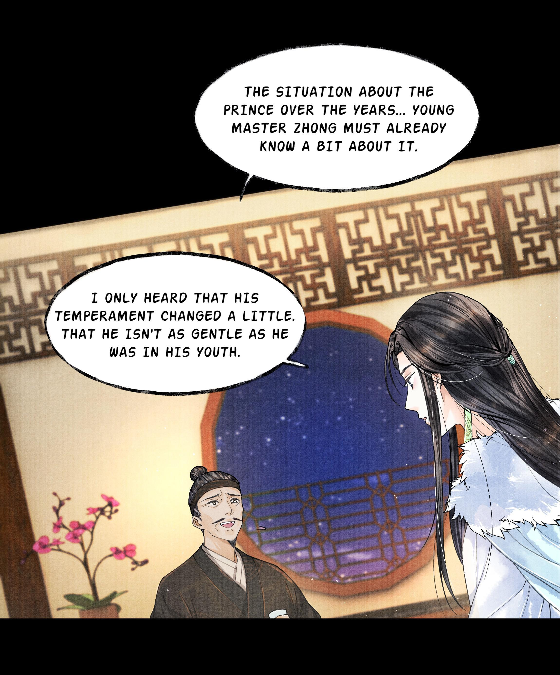 These Years In Quest Of Honour Mine Chapter 25 page 6 - Mangakakalots.com