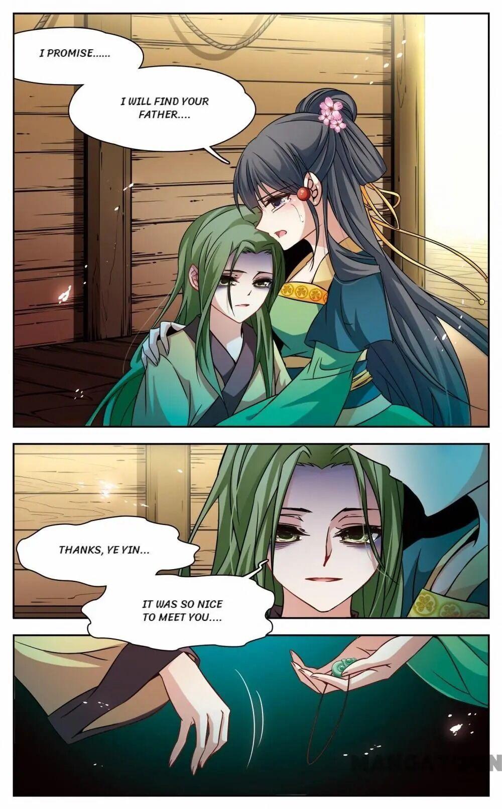 The Journey Chapter 170 page 6 - Mangakakalots.com