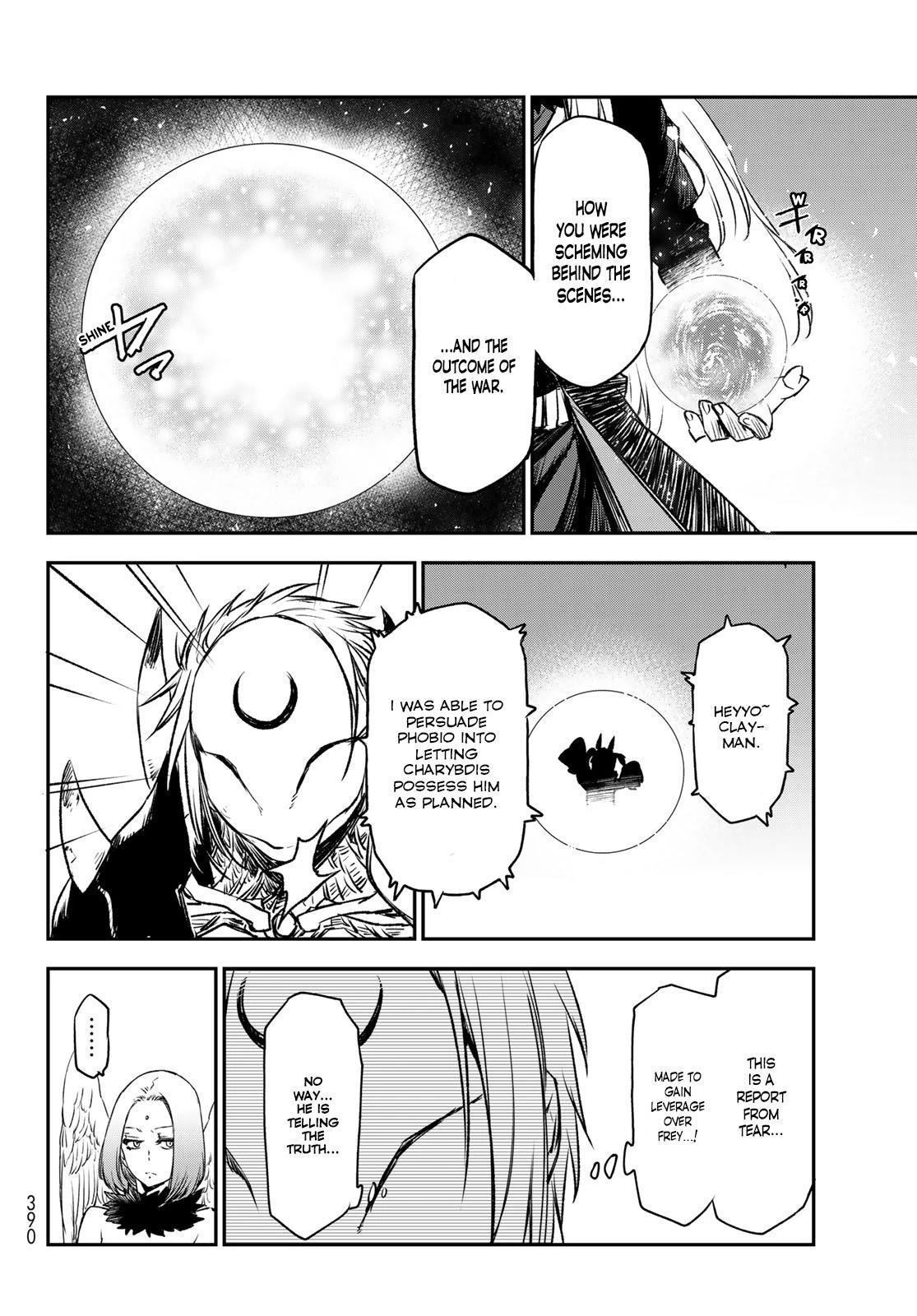 Tensei Shitara Slime Datta Ken Chapter 84 page 6 - Mangakakalots.com