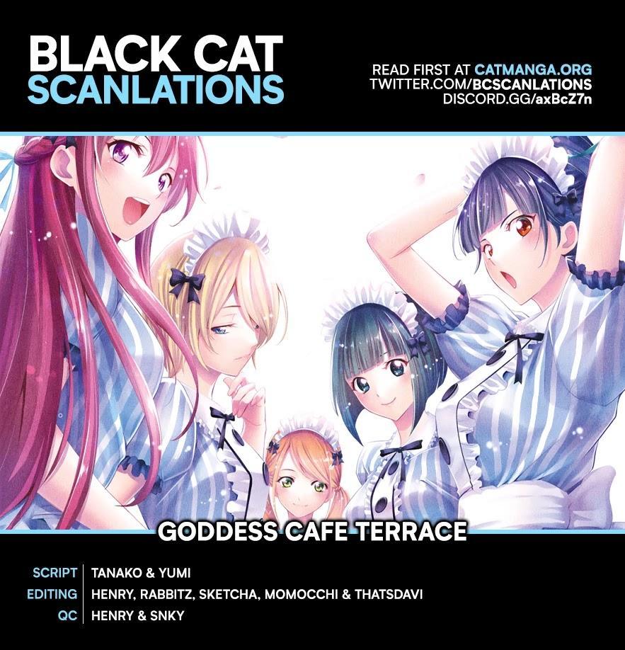 Goddess Café Terrace Chapter 21: The Start Of Summer page 1 - Mangakakalots.com