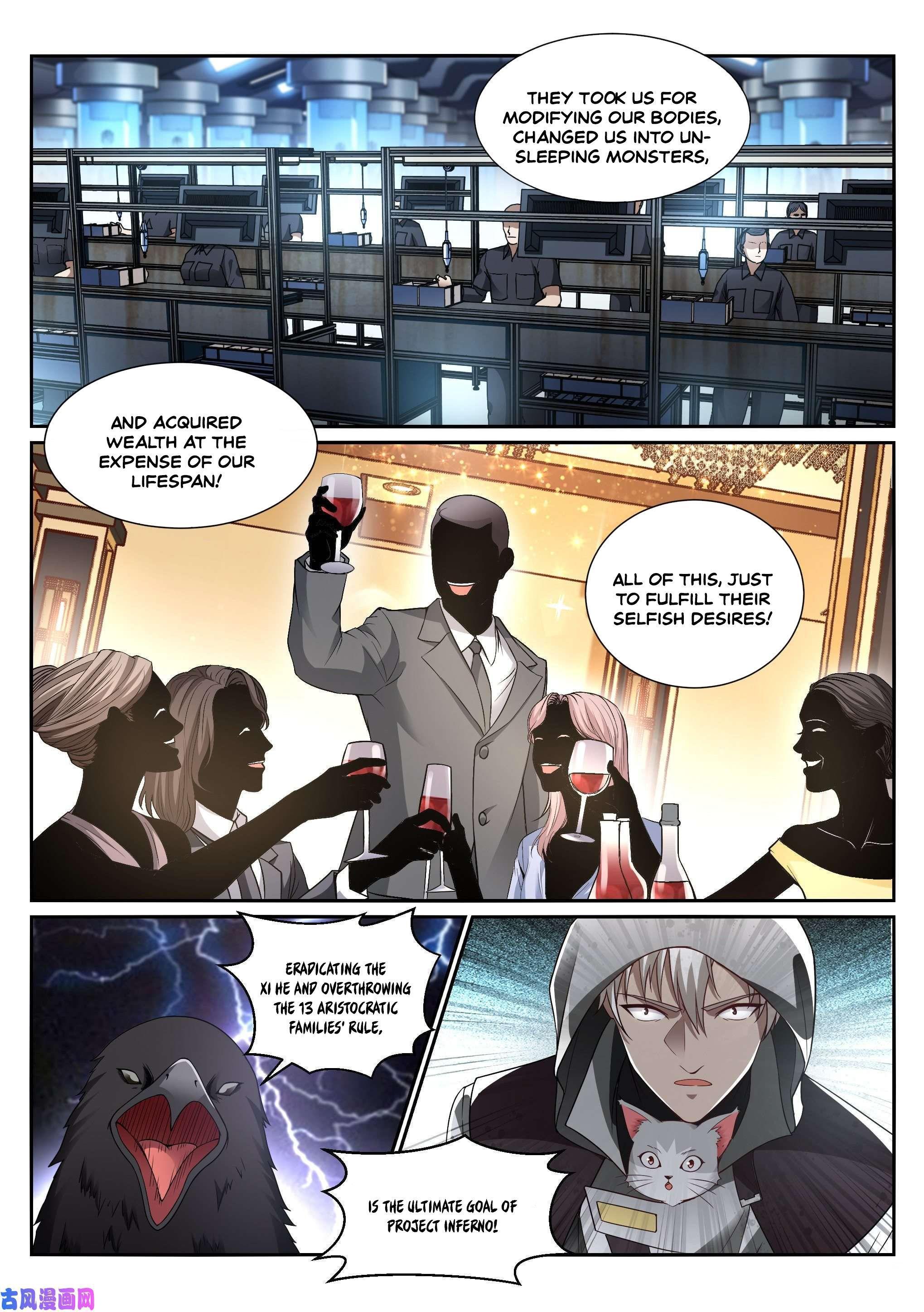 Eclipse Walker Chapter 12 page 5 - Mangakakalots.com