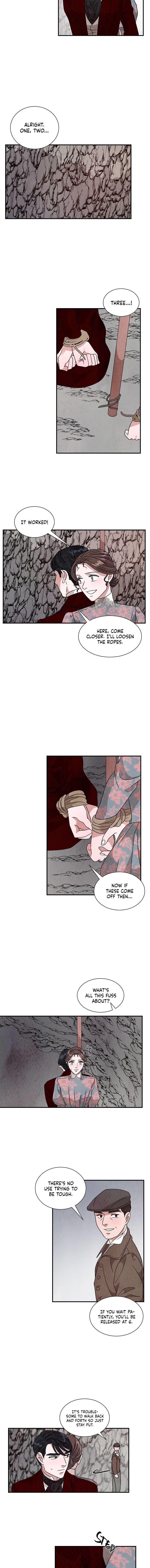 Glass Wall Chapter 29 page 9 - Mangakakalots.com