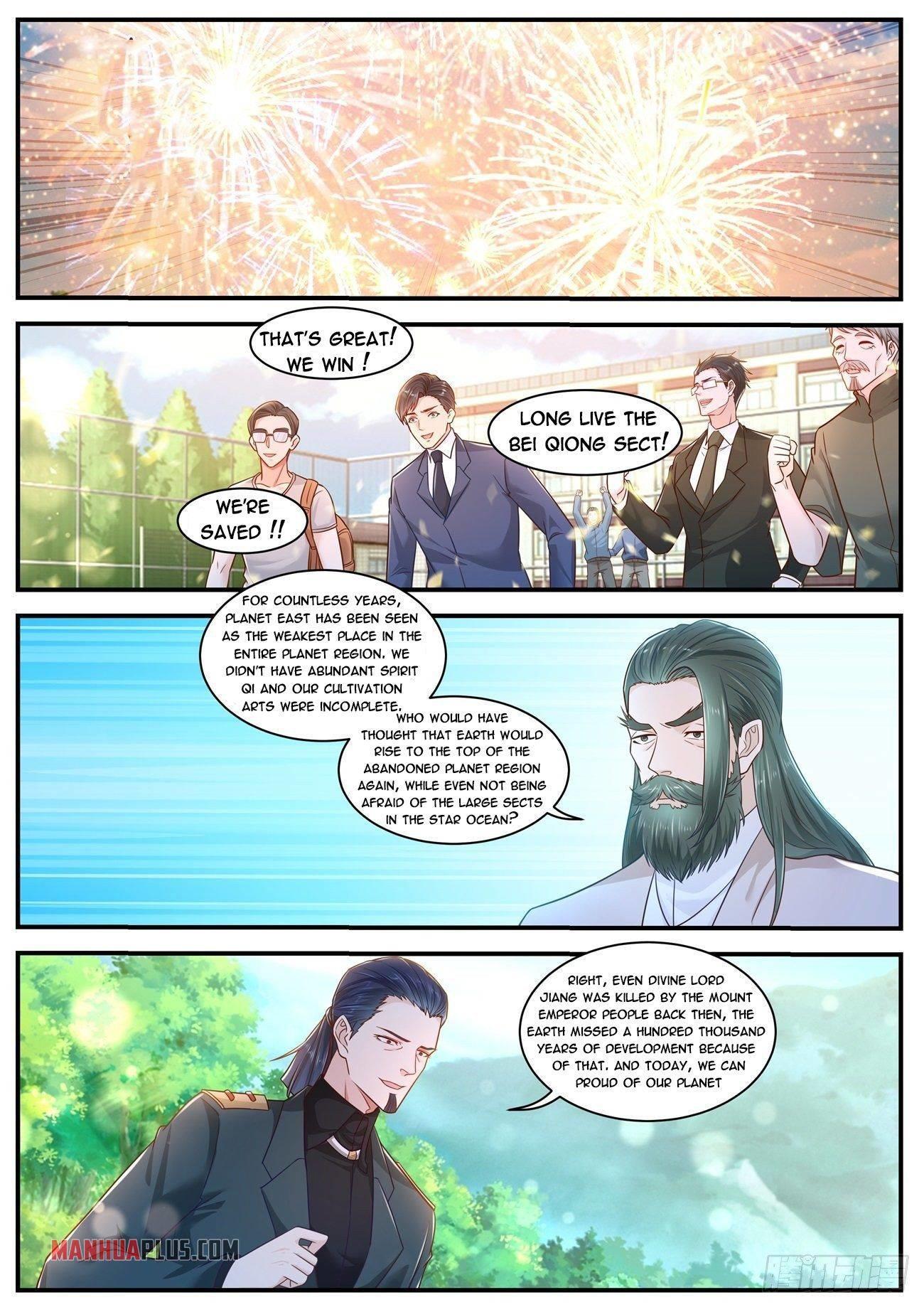 Rebirth Of The Urban Immortal Cultivator Chapter 618 page 3 - Mangakakalots.com
