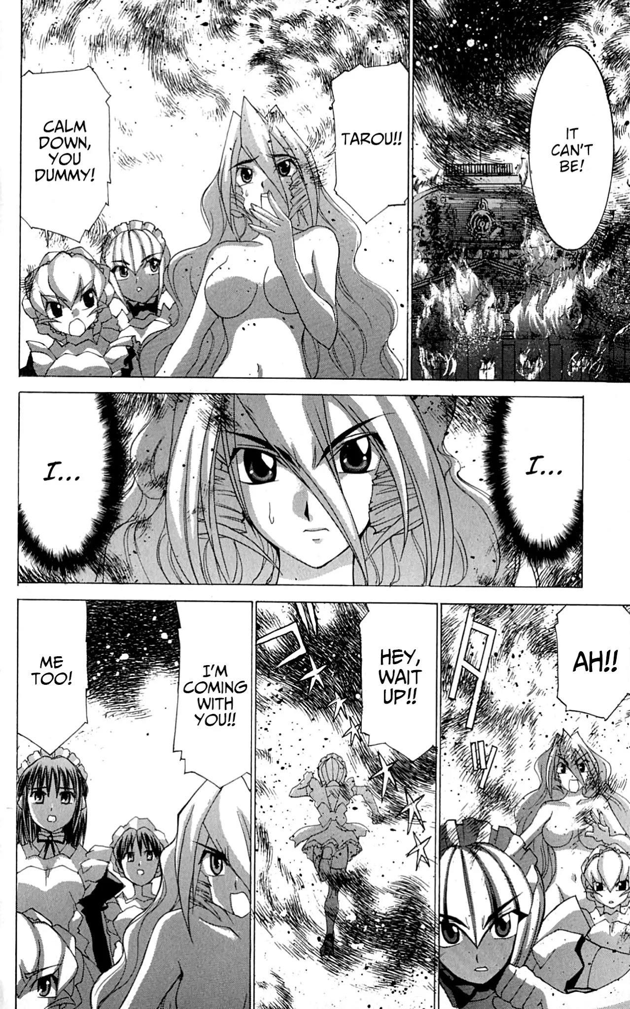 Hanaukyo Maid Tai Chapter 44 page 25 - Mangakakalots.com