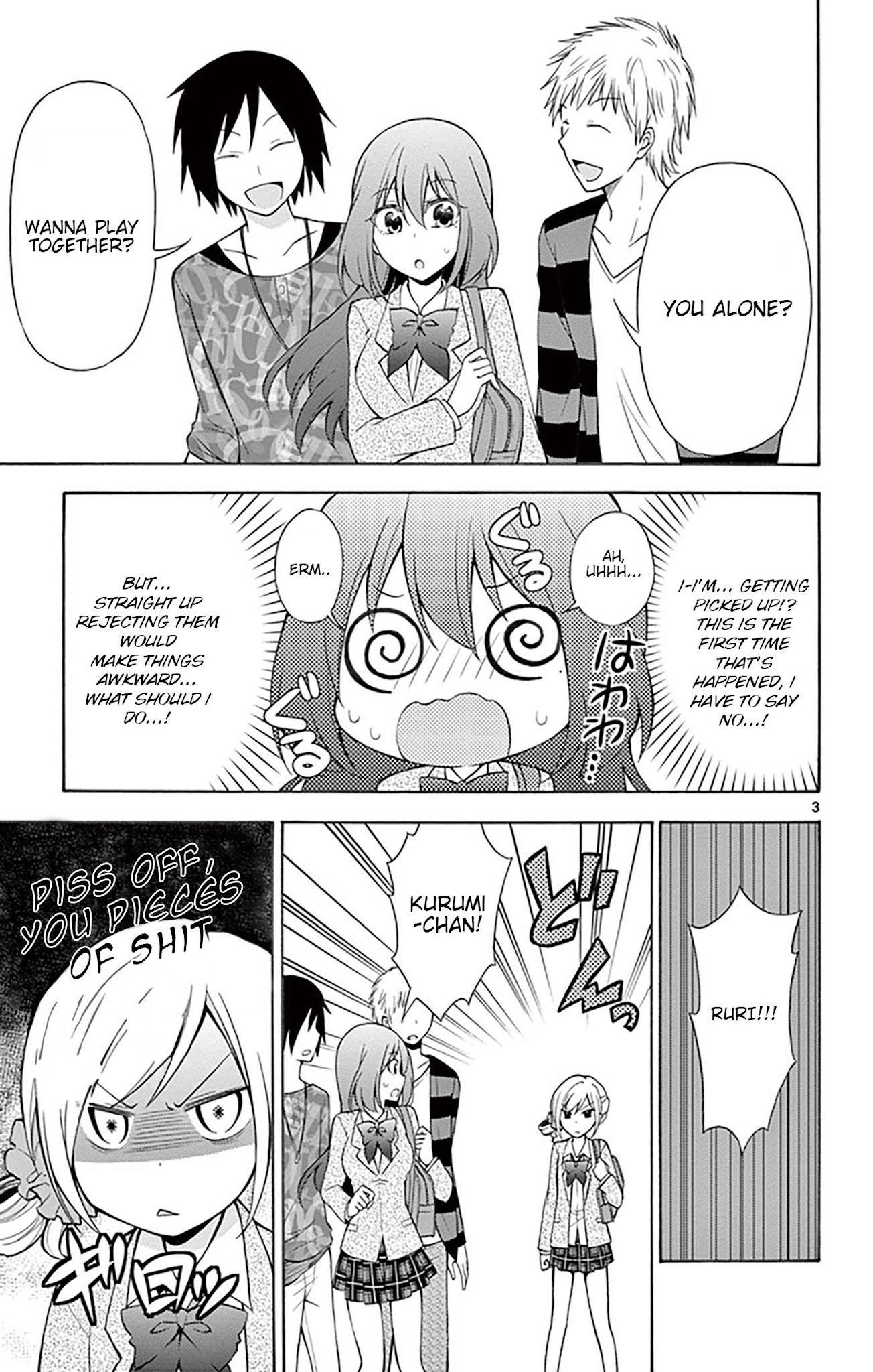 Sensou Gekijou Chapter 14: No Hesitation! page 3 - Mangakakalots.com