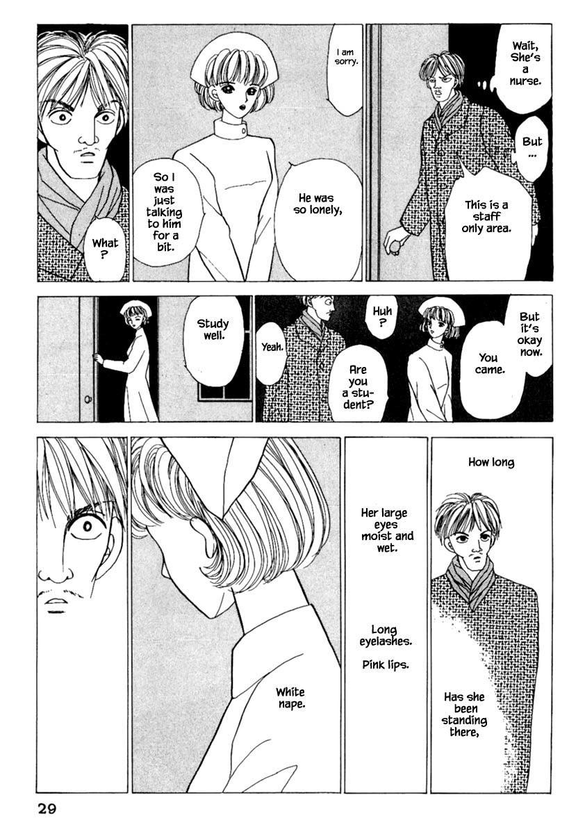 Shi To Kanojo To Boku Chapter 10.1 page 31 - Mangakakalots.com
